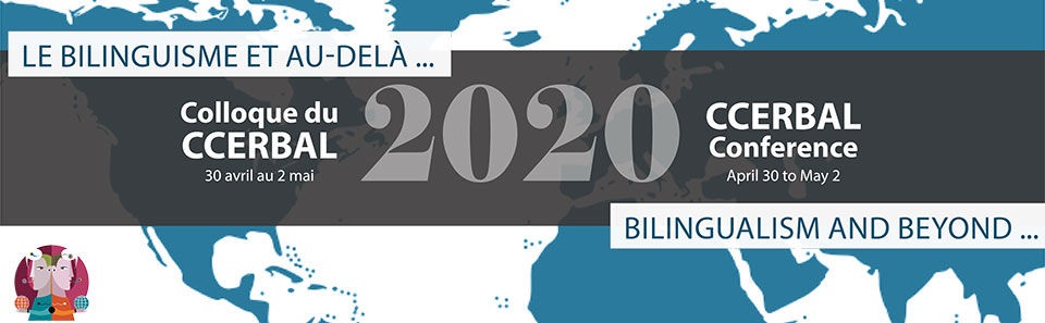 2020 CCERBAL Conference - Call for Proposals
