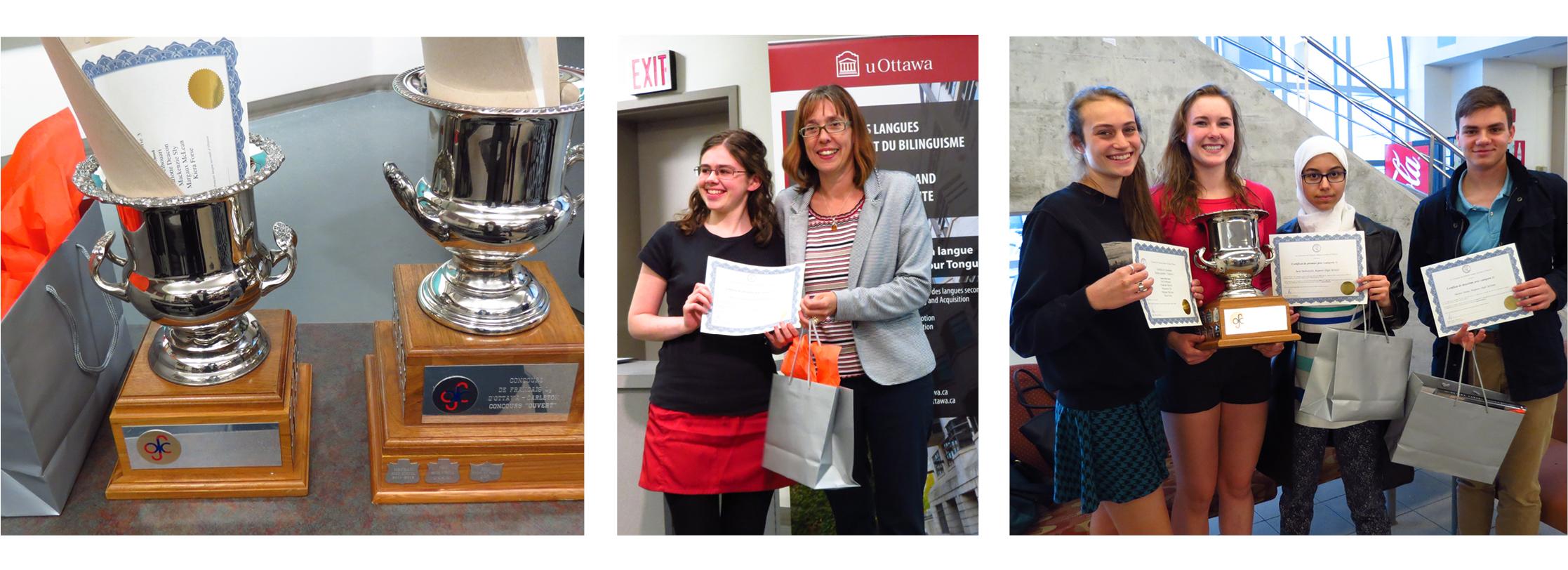 Concours de français langue seconde d'Ottawa
