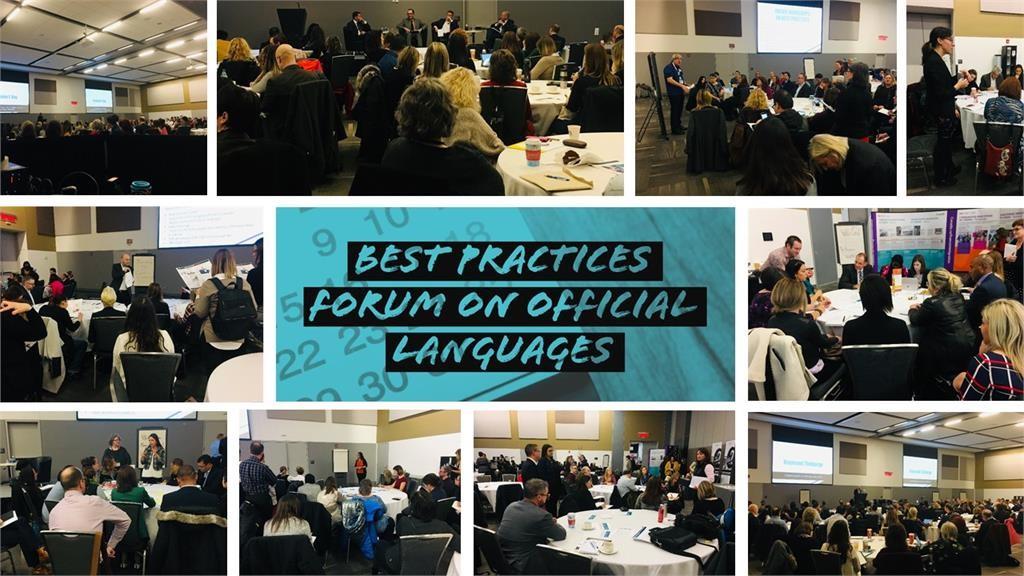Best Practices Forum on Official Languages