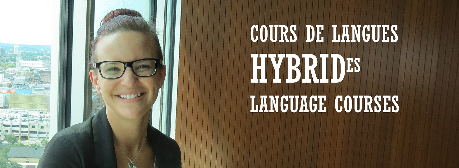 Find out what our hybrid courses are all about today!