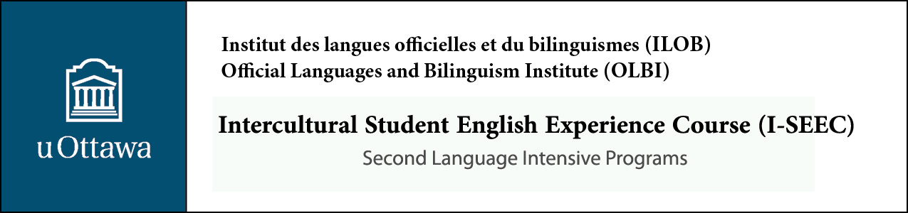 Intercultural Student English Experience Course (I-SEEC)