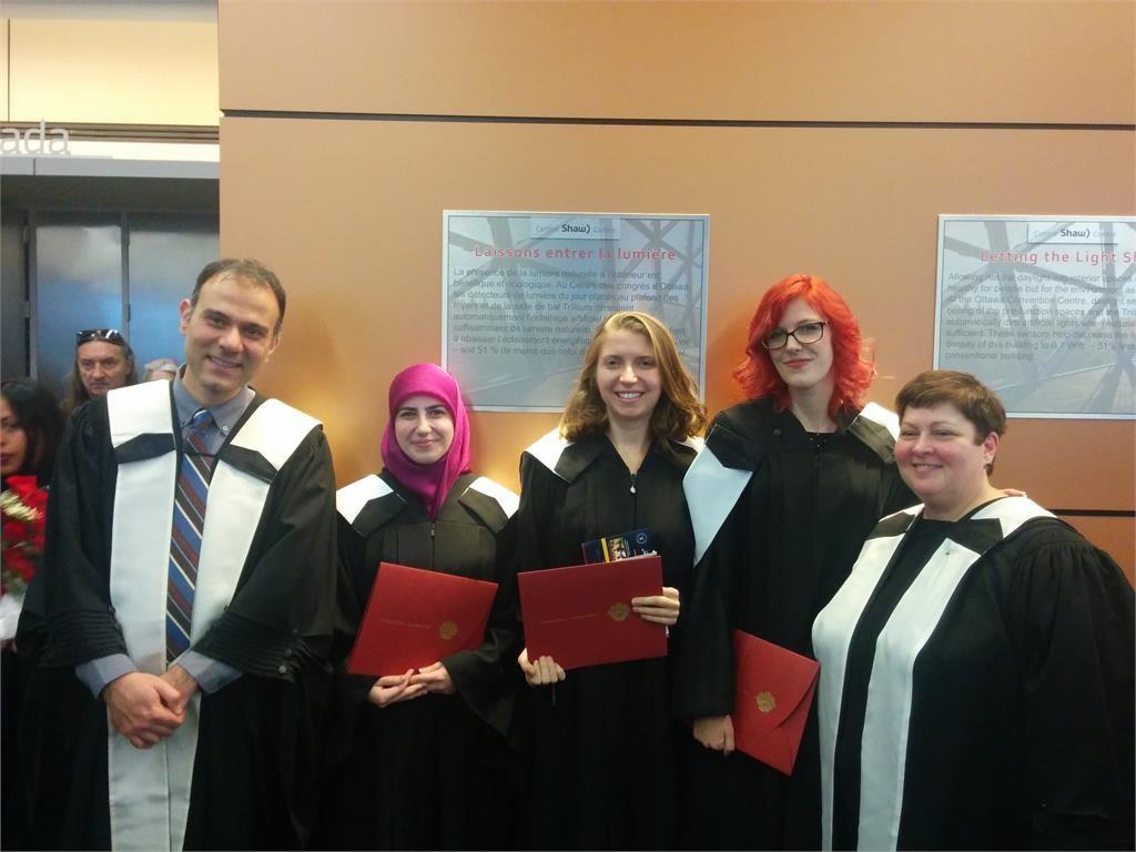 OLBI Graduates