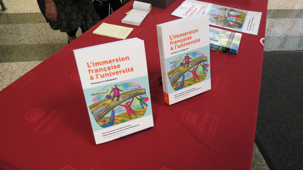 politiques et pédagogies written by two OLBI professors, Hélène Knoerr and Alysse Weinberg